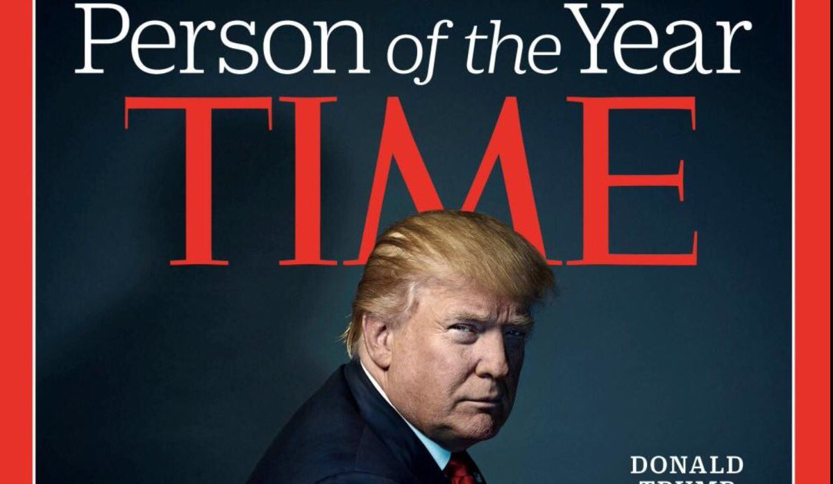Given all of the sets of eyes that vet a prospective Time cover, the odds that those Devil Horns are accidental: 0%. https://t.co/jqGGs4wJRZ