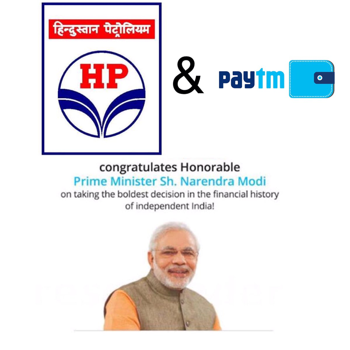 "HPCL_Amritsar On Twitter: ""Got An E-wallet, We Expect 5 E"