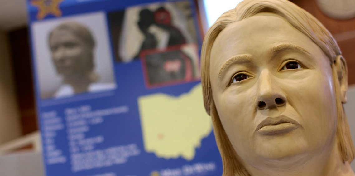 How 3D printing, facial reconstruction tech could help solve Ohio cold cases 10TV