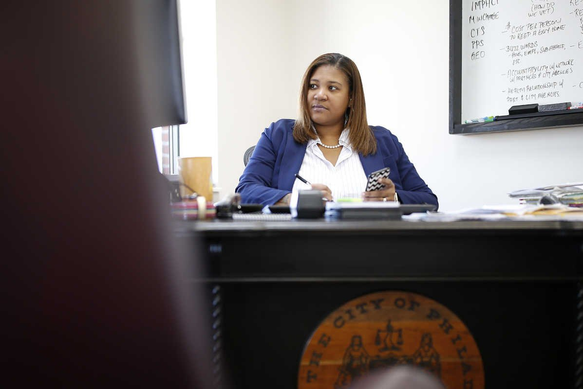 Philly's new reentry czar has a bold plan to end recidivism. Can she get it done?