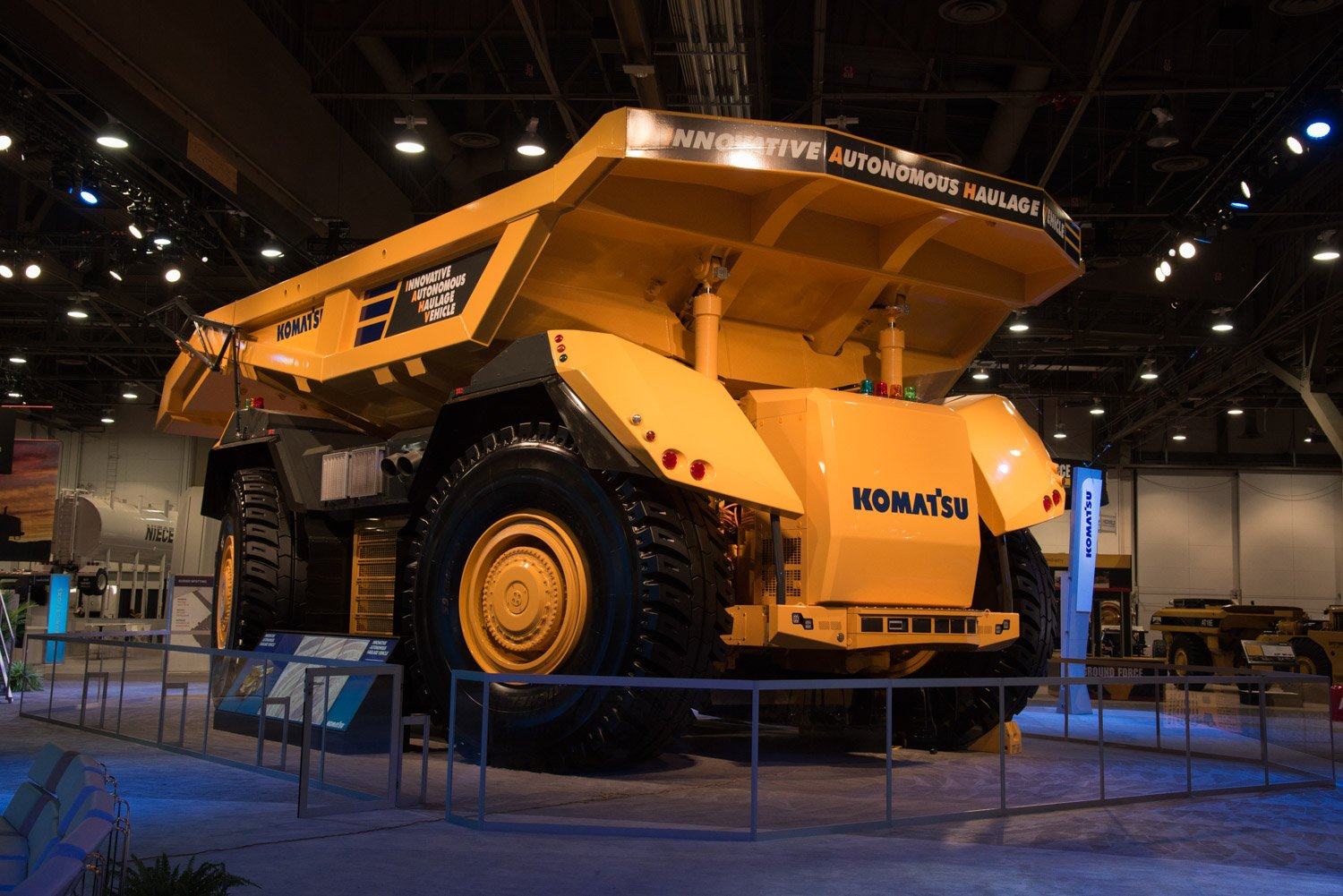 What Lies Ahead for Construction Equipment