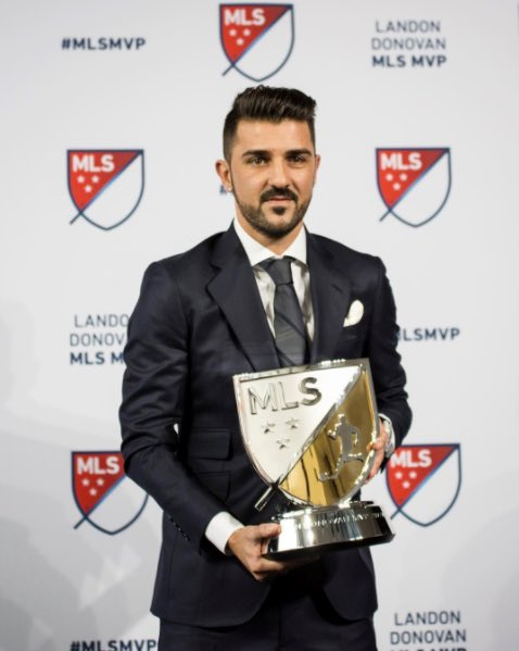 Congrats to fellow @MissionAthlete partner David Villa on being awarded the 2016 MLS MVP!! �� #onamission #mlsmvp https://t.co/P8OXmFUH89