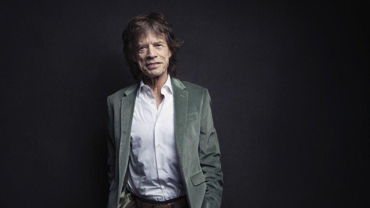 Rolling Stones' Mick Jagger celebrates birth of 8th child