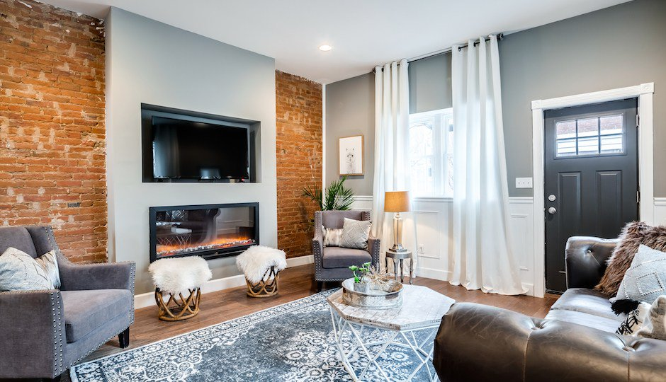 Designer Style Without the Designer Price in Fishtown:$479K