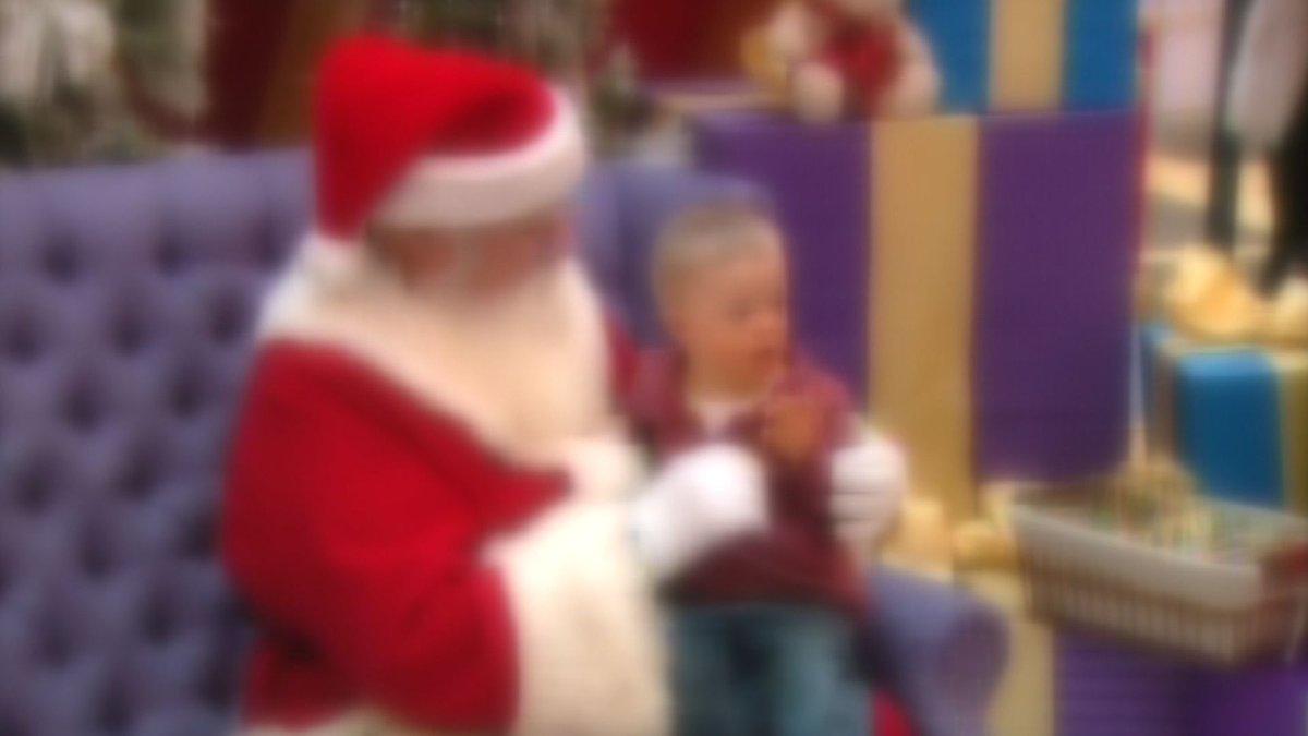 UPDATE: Santa who fat-shamed 9-year-old boy gets canned.