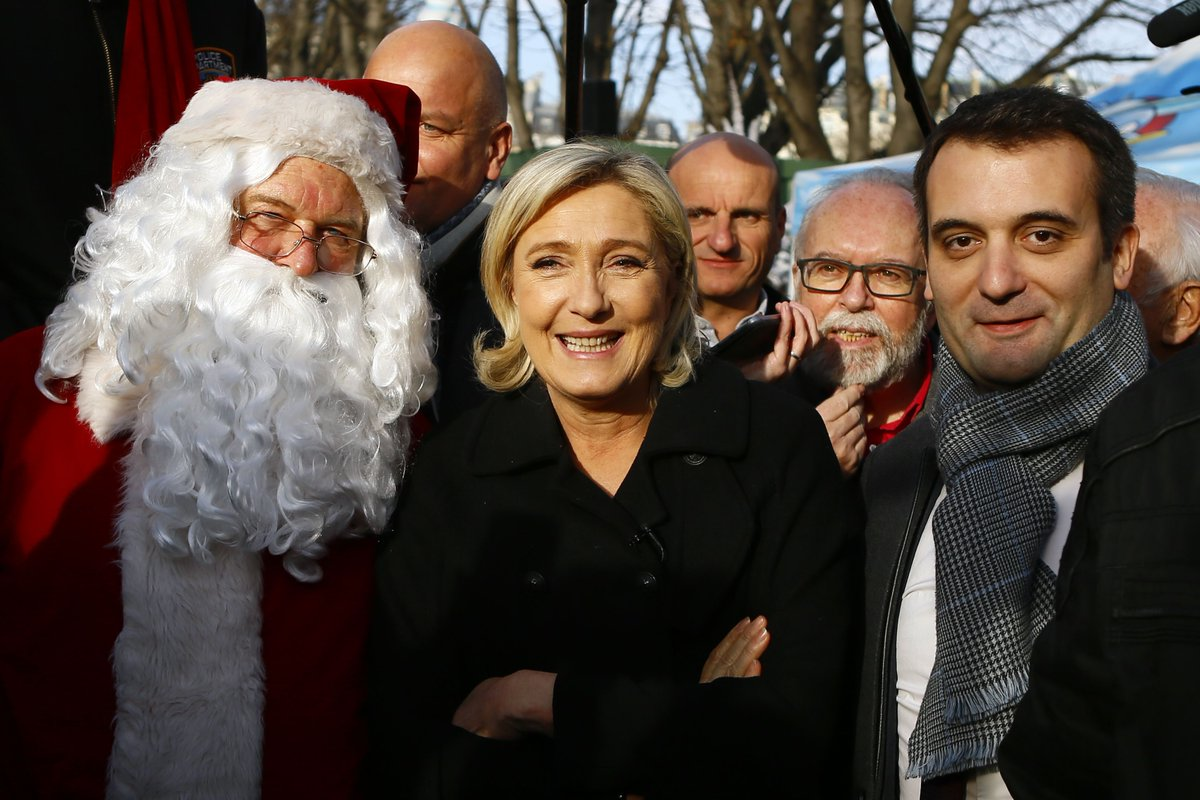Le Pen: Children of parents who are in France illegally shouldn't be allowed free schooling