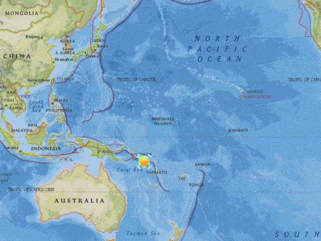 STORY: Magnitude 7.7 earthquake strikes South Pacific; tsunami possible on west coast abc15