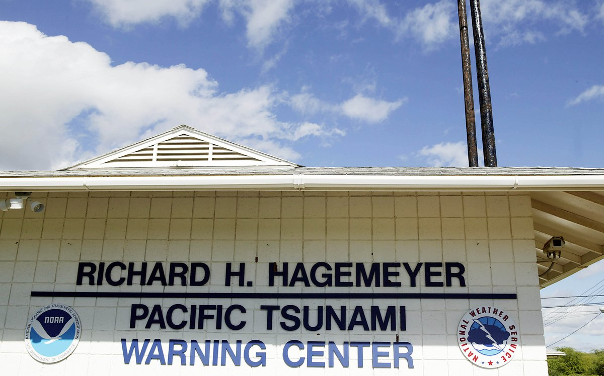 Hawaii under tsunami watch after Solomon Islands quake