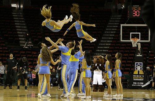 IOC: Cheerleading IS a sport