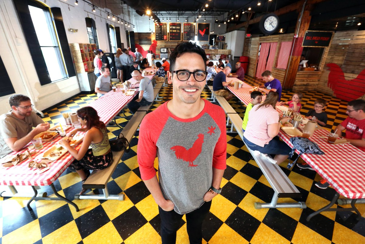 Hot @ChickenTakeover is hinting at an expansion after landing a VC infusion