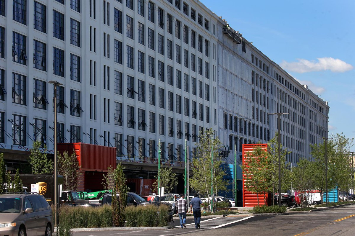 Reebok's new HQ will be at Design Building in Seaport District