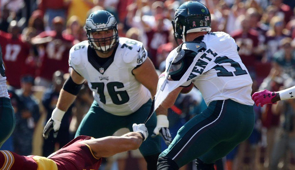 Three Eagles Numbers That Matter For Washington Week
