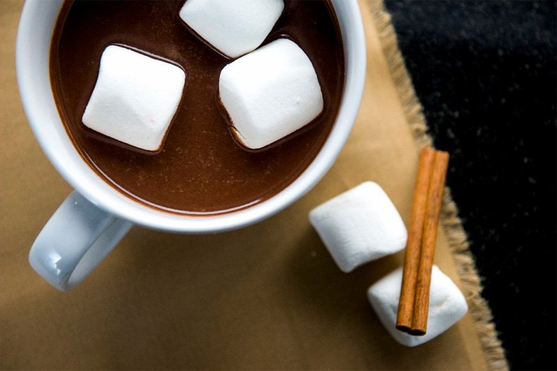 Five ways to upgrade your hot chocolate at home