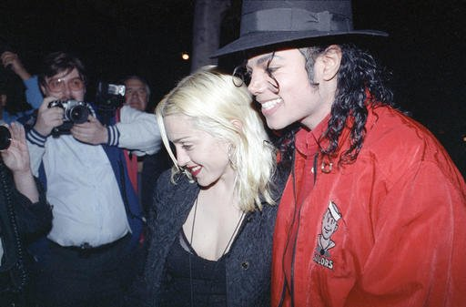 Carpool Karaoke confession ... Madonna says she made out with Michael Jackson @latelateshow