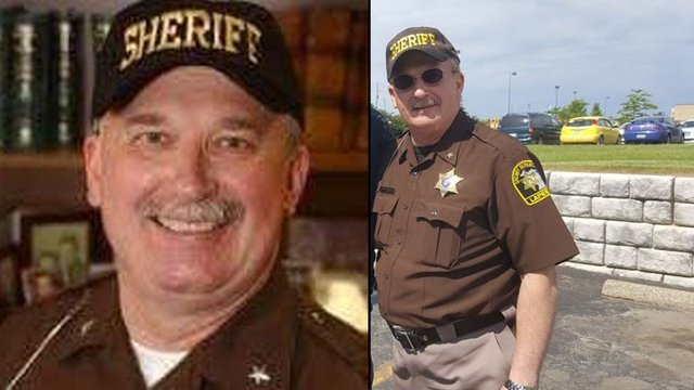Lapeer Co. sheriff in critically injured in car accident