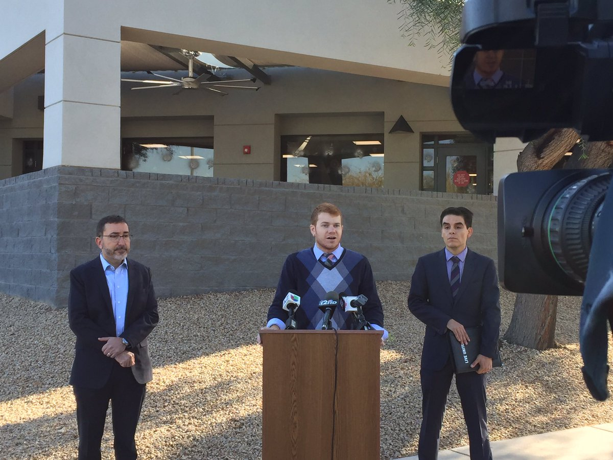 23-year-old ASU grad with chronic illness wonders what will happen if Obamacare goes away. FOX10Phoenix