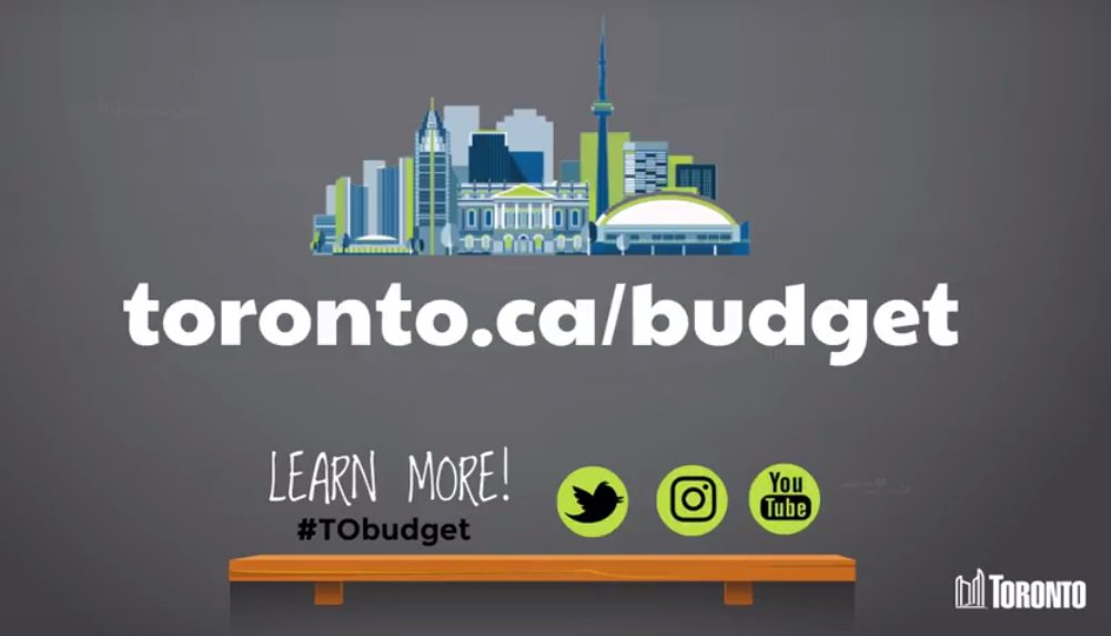 Interested in the 2017 TOBudget? Join the discussion and learn more