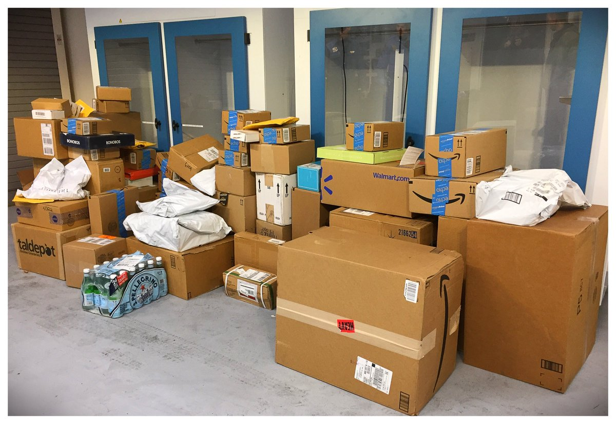 77 holiday packages were stolen in Columbia; Police will hand-deliver the boxes themselves