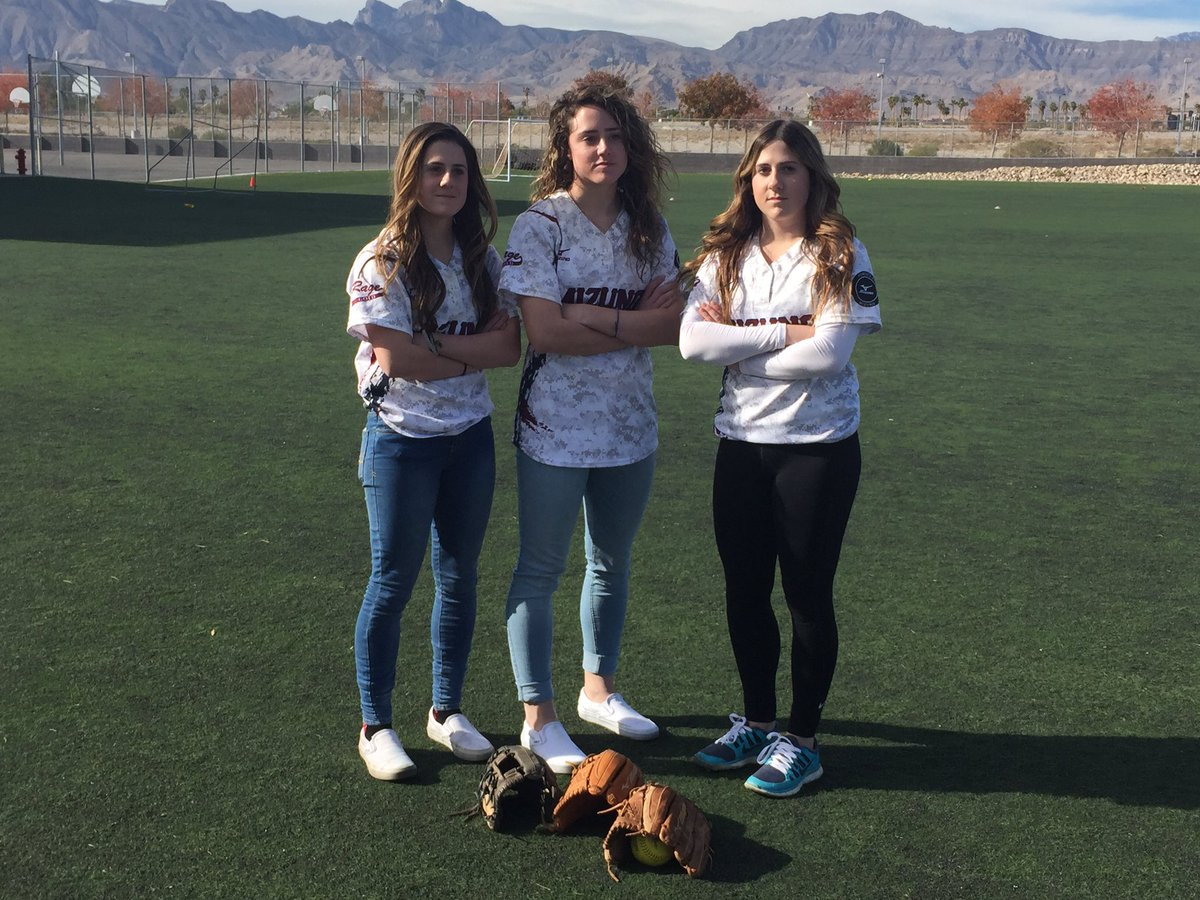 Local triplets set to make NCAA history by signing to play softball at same Division-2 school. @News3LV
