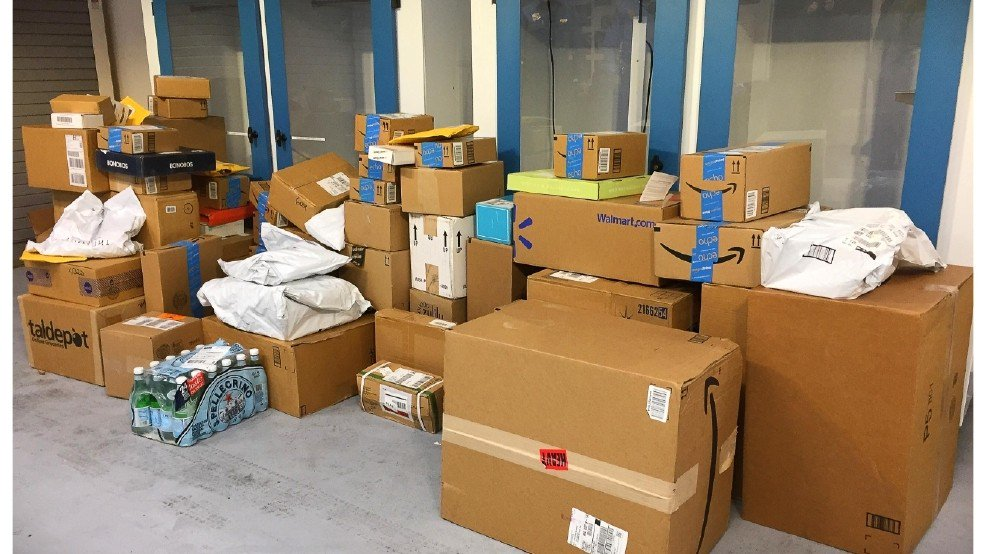 2 Md. men arrested after police find truck filled with 77 stolen holiday packages