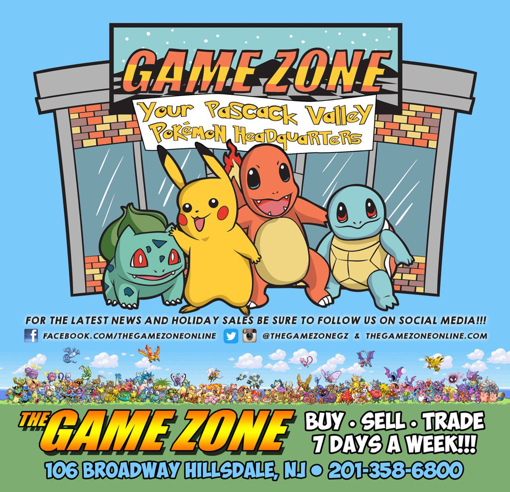 The Game Zone on Twitter: