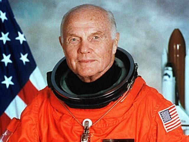 Первый американский астронавт и сенатор Джон Гленн скончался в возрасте 95 лет - Цензор.НЕТ 5009