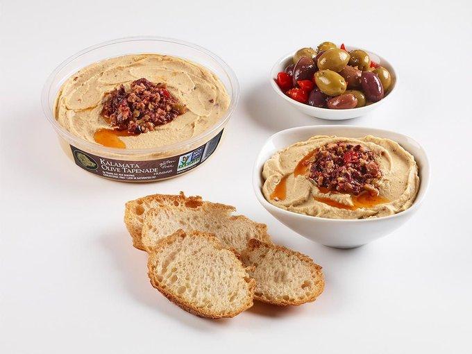 Premium Non-GMO Hummus