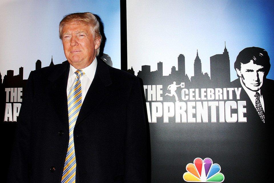 Donald Trump is still an executive producer on Celebrity Apprentice https://t.co/vqTYLh7UJR https://t.co/XIBWWjWuFg