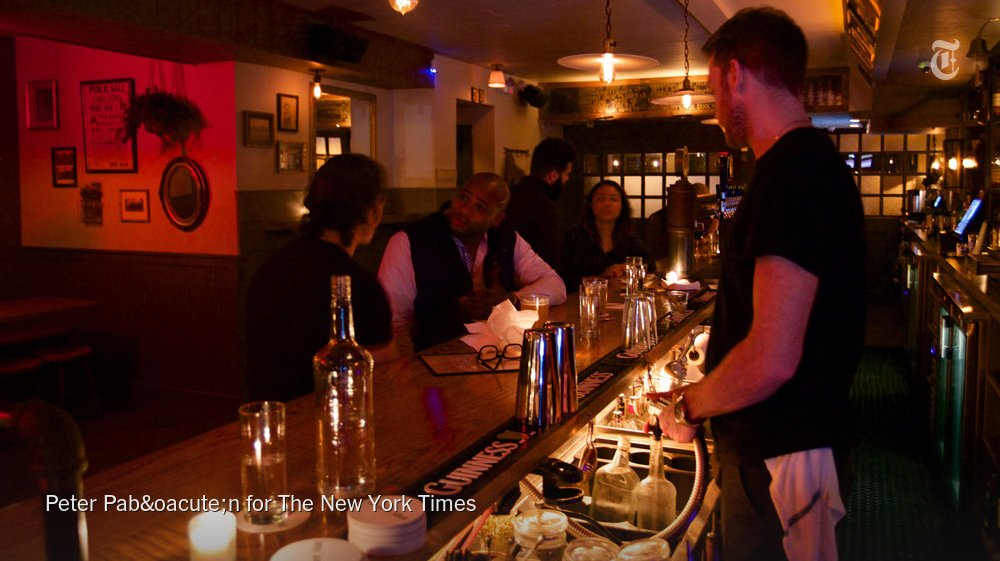 Formerly Dempsey's Pub, the Gray Mare serves craft beers and Irish stew in a fancier space. https://t.co/N9StDvow5j https://t.co/DhJTbVqq3j