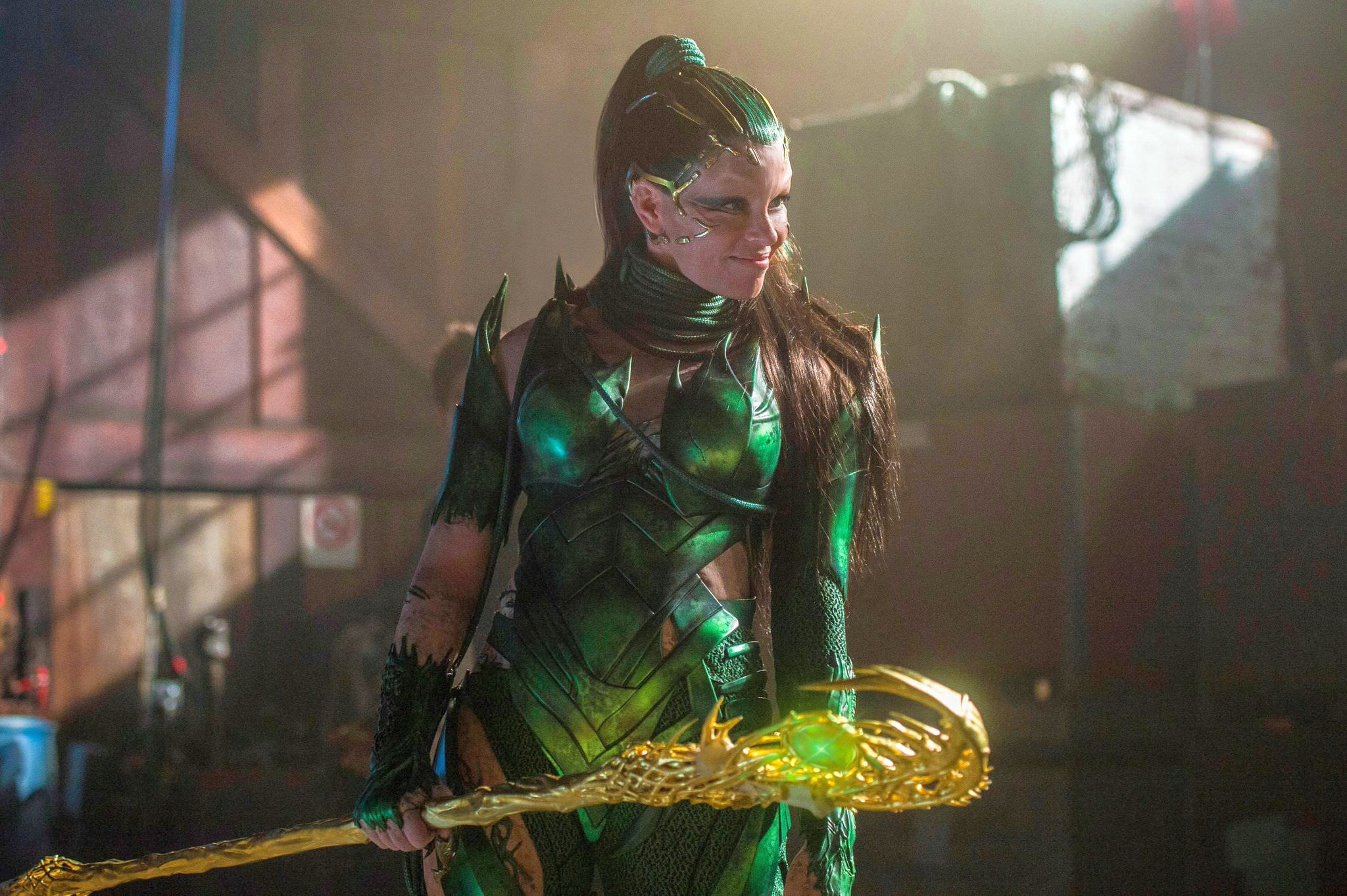 New Rita Repulsa Photo From Power Rangers Revealed