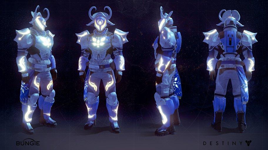 Destiny 2 On Twitter Dawning Armor For Titans