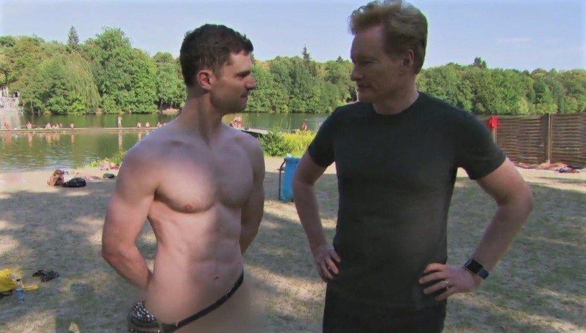 Really. german nude beach