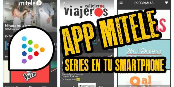 App mitele – Ver Series y Tv en tu Móvil – TV a la carta Lee el Post Completo aquí: https://t.co/ZiNfZU7jDL https://t.co/GaRvjG4qND