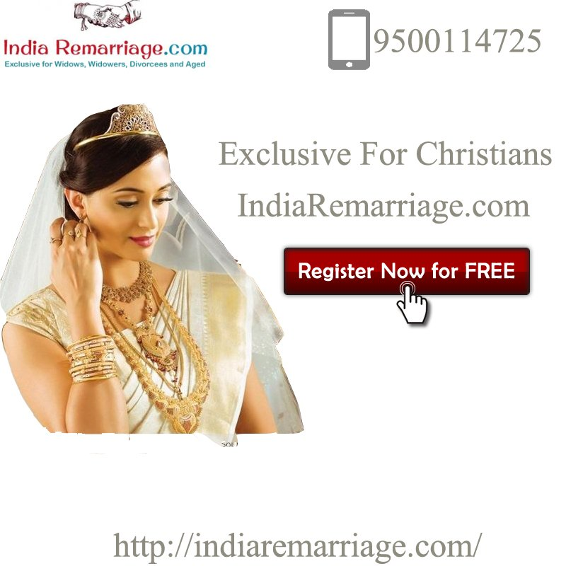 Free widow remarriage