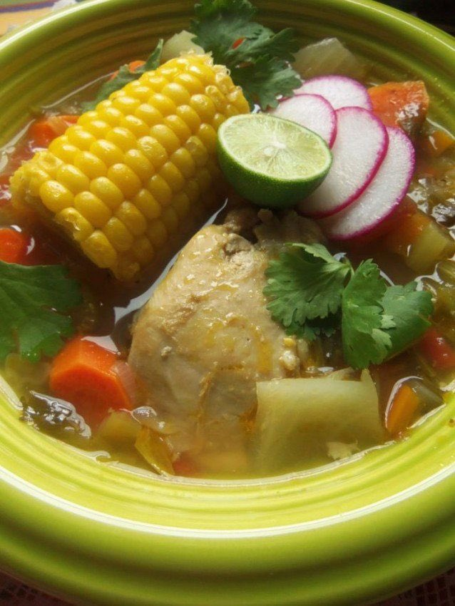 Pretty sure 99% of South Texas is breaking out the Caldo de Pollo or Res this week. https://t.co/IFUlb1Cugb