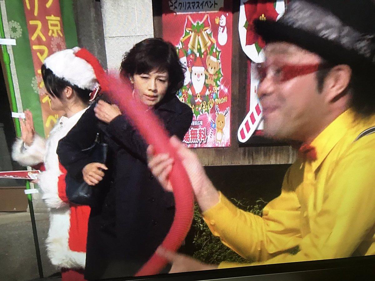 昨日放送の 『科捜研の女』 見事に映り込めてました (^O^)/  バルーン・ひかる 初のテレビ出演です…(^_^;) https://t.co/caMsOuJx6n