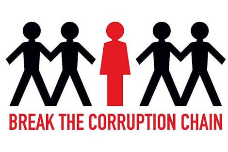 Corruption UN Logo