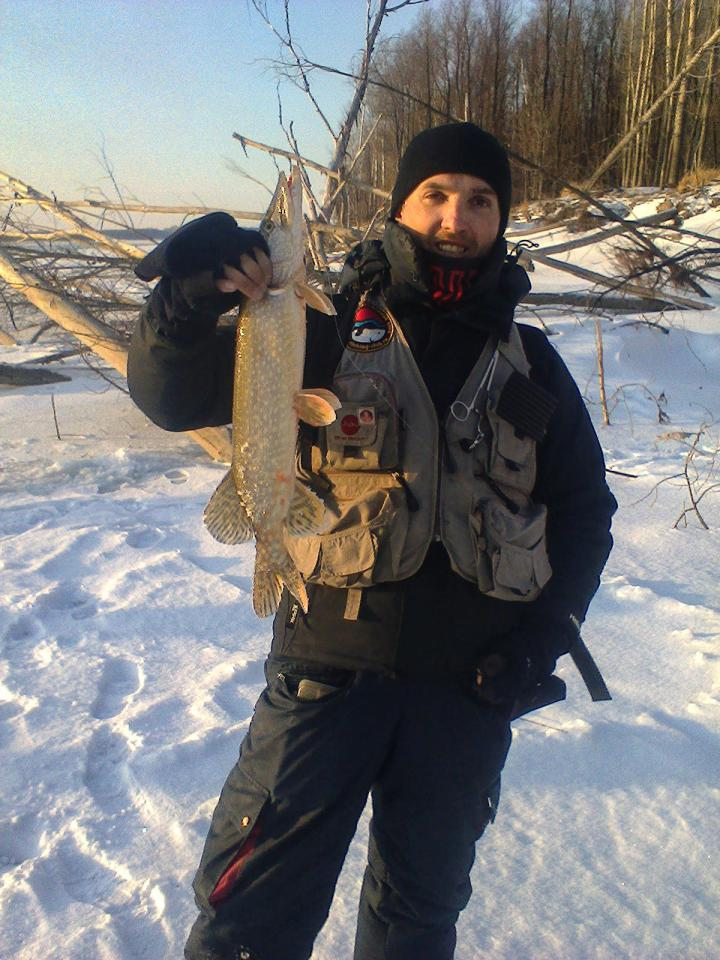 Отчет о рыбалке иваново