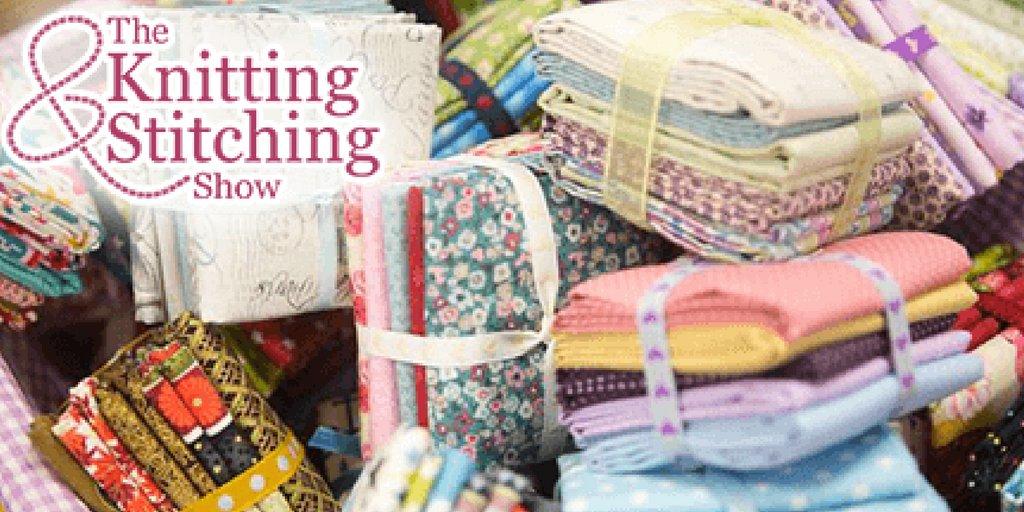 Knitting & Stitching (@knitnstitchshow) Twitter