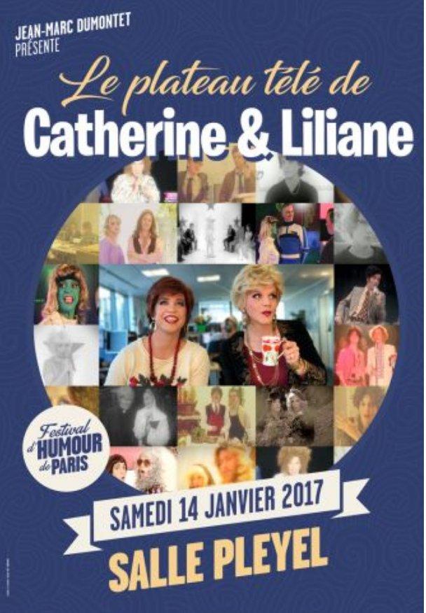 @CatheEtLiliane pour la première fois sur scène à Pleyel ! Preventes exclusives ici : https://t.co/eP7W9ZcPiD https://t.co/LH8QbBkX2S