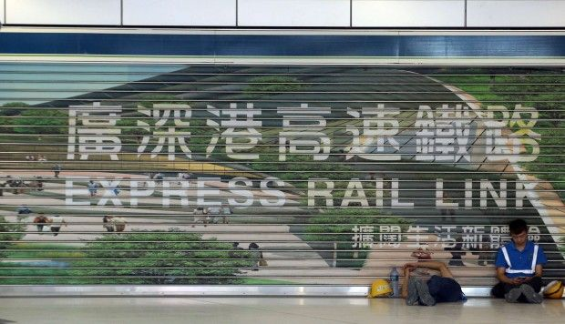 Hong Kong talks with Beijing over co-location of checkpoints for Guangzhou rail link at 'critical