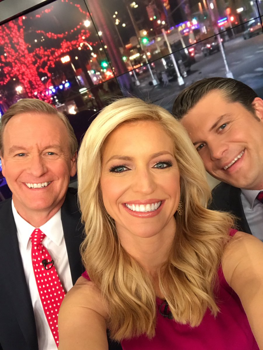 Happy #Friday to you!  You made it. Great show for you @foxandfriends @FoxNews #FoxNews2016