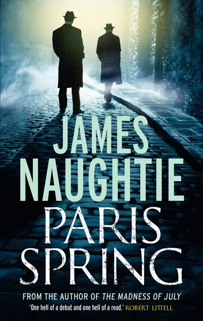 12 Books of Christmas Competition – DAY 9! Follow and RT before 5pm to win James Naughtie's Paris Spring @naughtiej https://t.co/91GNx0MeAv
