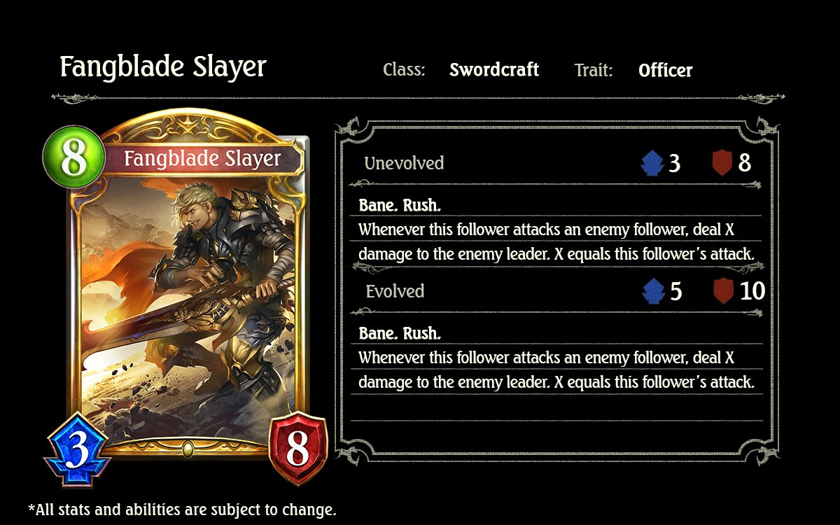 Image result for fangblade slayer
