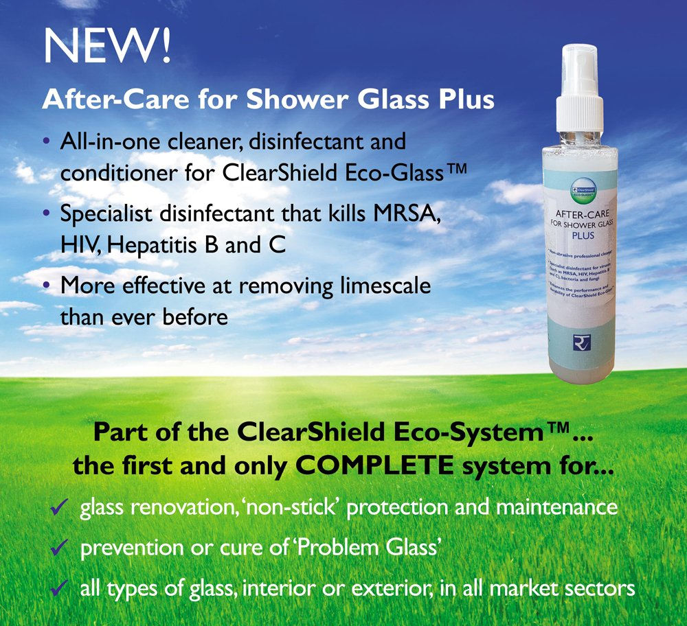 Businessopportunity Ritecindia Launches After Care For Shower Gl Plus As Part Of The Clearshield Eco System Visit Us Stand F7eb4 Pic Twitter