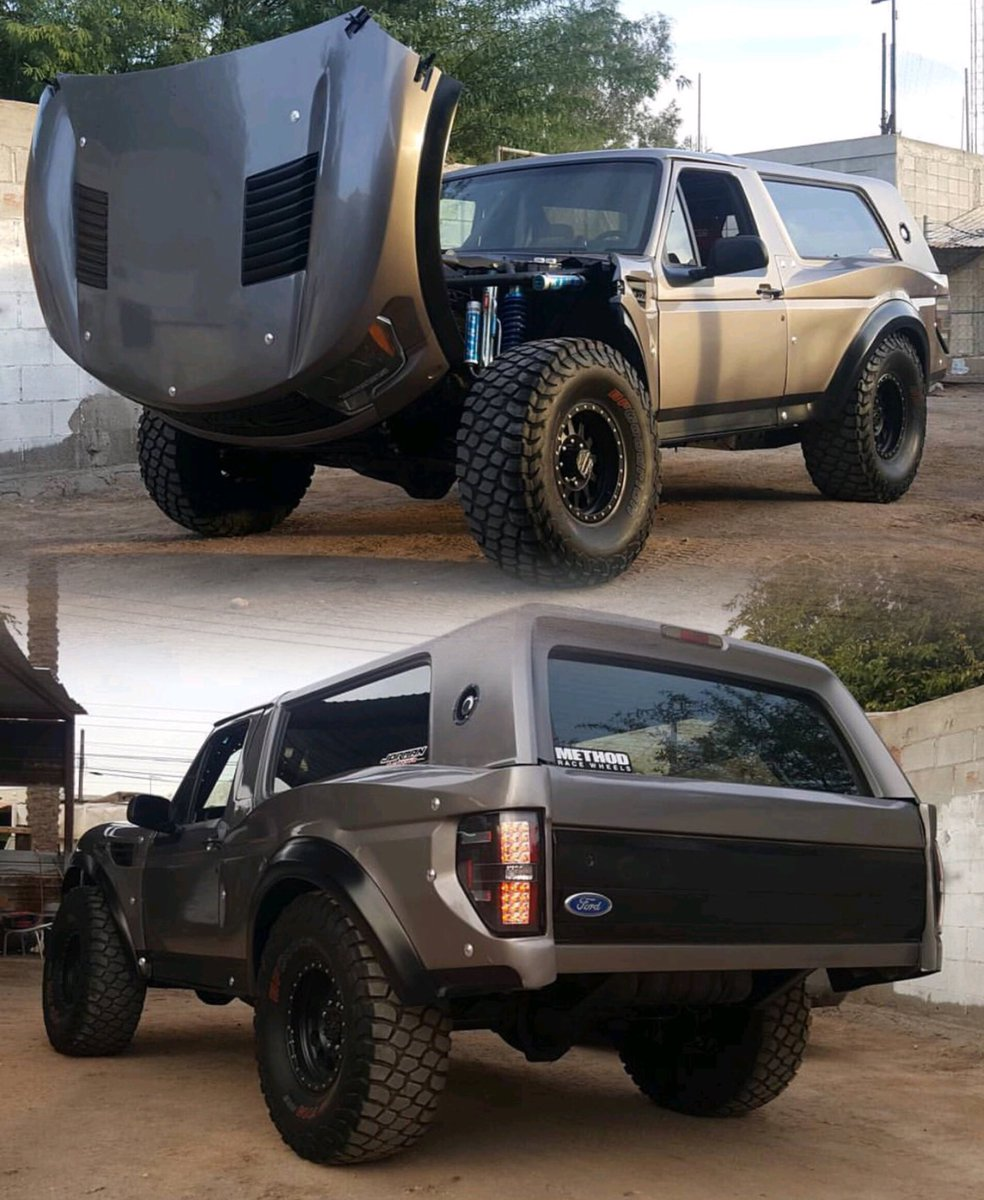Torq Army On Twitter The Ultimate Bronco Offroad Bronco