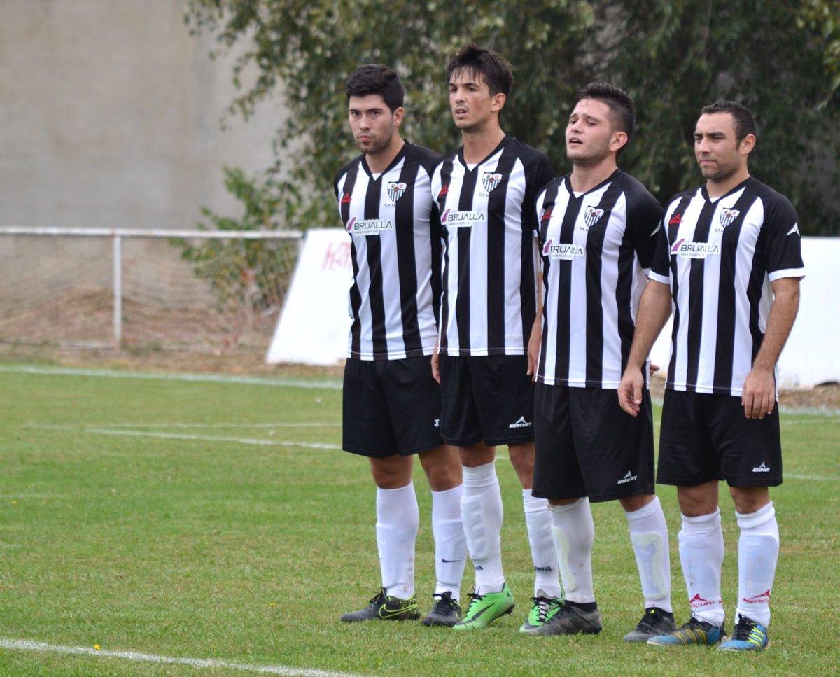 Vuelve el fútbol a lo grande, este domingo (15;30h) visitamos nuestros vecinos de  @PedrolaSDM  #aupaluceni