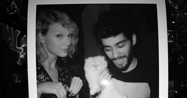 Taylor Swift and Zayn Malik just gave us something...a brand-new song: