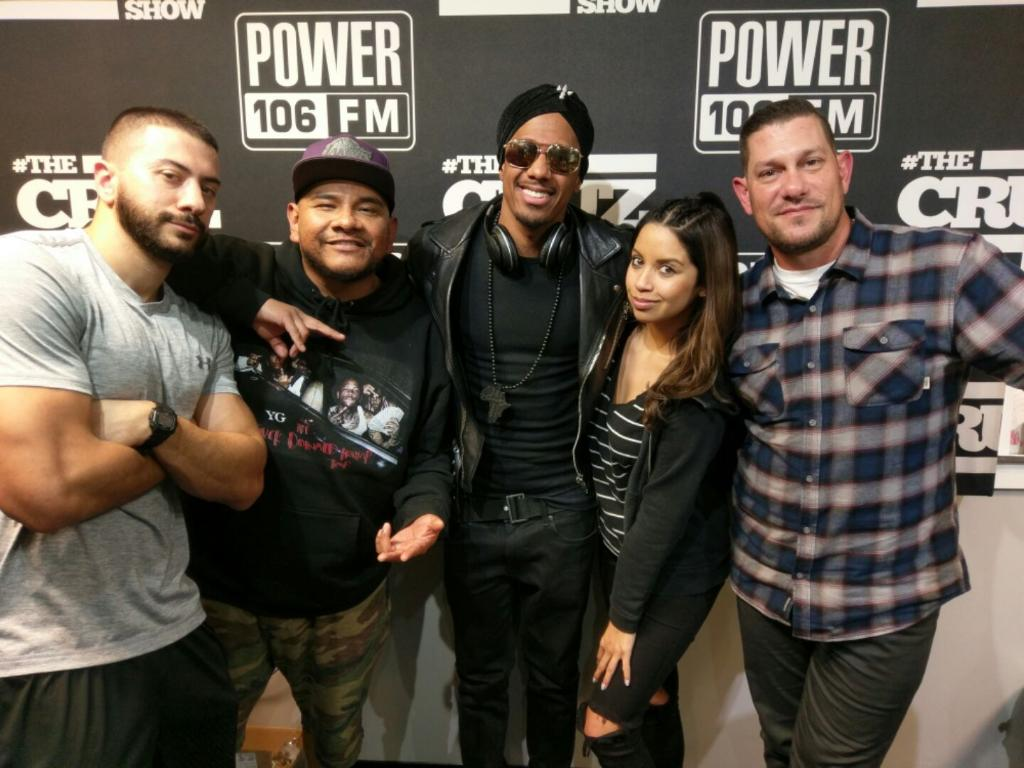 RT @Power106LA: Real talk with @NickCannon this morning on #TheCruzShow. https://t.co/mkR0YwFehk