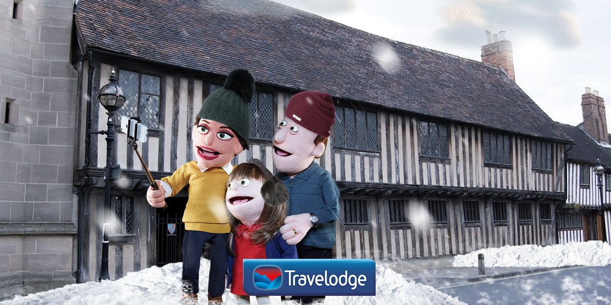 Visit Stratford Upon Avon and immerse yourself in Shakespeare's Country